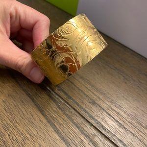 Jewelry - Band gold bracelet
